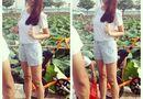 Tin tức giải trí - Thanh Hằng, Mai Phương Thúy diện quần short, đeo balo dạo phố