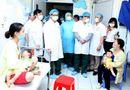 Phó Thủ tướng Vũ Đức Đam nhắc nhở Bộ Y tế về bệnh sởi