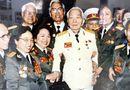 Sẽ phong hàm Đại Nguyên soái với Đại tướng Võ Nguyên Giáp?