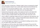 Tin thế giới - Charlie Hebdo: Facebook kiểm duyệt hình ảnh nhà tiên tri Mohammed