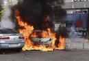 Thế giới Xe - Kỳ lạ nghi thức đốt xe ôtô xua xui xẻo, mừng năm mới