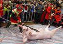 Tin thế giới - Báo nước ngoài nói về lễ hội chém lợn ở Bắc Ninh