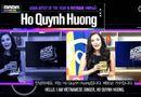 Tin tức giải trí - Hồ Quỳnh Hương được vinh danh tại MAMA 2014