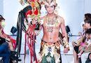 Tin tức giải trí - Hữu Vi giành giải Á vương Mister Global 2014