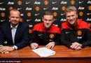 """Bóng đá - Man Utd chính thức """"trói"""" Rooney dài hạn bằng lương khủng"""