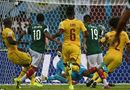 World Cup 2014 - Video Mexico nhẹ nhàng hạ Cameroon