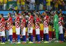 World Cup 2014 - Bị tung ảnh nóng, ĐT Croatia nhất loạt cạch mặt báo chí