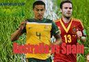 World Cup 2014 - Lịch thi đấu World Cup 2014 đêm 23, rạng sáng ngày 24/6