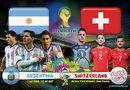 World Cup 2014 - Lịch thi đấu World Cup 2014 đêm 1/7 và rạng sáng 2/7