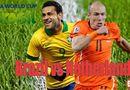 World Cup 2014 - Lịch thi đấu World Cup 2014 ngày 13/7