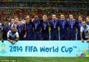 World Cup 2014 - Clip: Hủy diệt Brazil, Hà Lan giành huy chương đồng World Cup