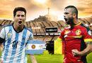 World Cup 2014 - Đội hình dự kiến trận Argentina đấu với Bỉ 23h ngày 5/7