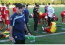 Thua Olympic Việt Nam, Olympic Iran bị bắt vì sàm sỡ nữ sinh