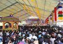 Tin trong nước - Hàng nghìn người chứng kiến đúc tượng Bồ Tát nghìn tay nghìn mắt