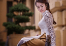 Gia đình - Tình yêu - Nhan sắc hot girl lai Việt - Lào giành danh hiệu Á khôi ĐH Dược