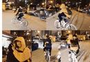 """Cộng đồng mạng - Sốt ảnh Quỳnh Anh Shyn và Bê Trần """"tình tứ"""" trong đêm"""