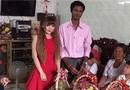 Cộng đồng mạng - Chàng trai da đen lấy được vợ Việt xinh như hot girl