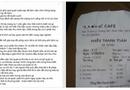 """Cộng đồng mạng - Tranh cãi quán cafe thu thêm tiền chỗ ngồi với đồ uống giá """"rẻ"""""""