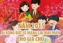 Gia đình - Tình yêu - Chọn người hợp tuổi xông đất, xông nhà đầu năm mới 2015