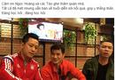 Chuyện làng sao - Tuấn Hưng khoe ảnh đi ăn cùng dàn danh hài Táo Quân 2015