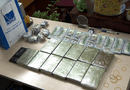 An ninh - Hình sự - TP HCM: Bắt giữ vụ mua bán trái phép 3,6kg ma túy cùng 92.000 USD