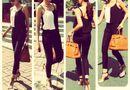 Tin tức giải trí - Style sao Việt tuần qua: Thanh Hằng sành điệu với đồ đen trắng