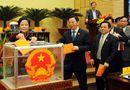 Tin trong nước - Hà Nội công bố kết quả lấy phiếu tín nhiệm 15 chức danh chủ chốt