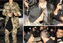 Chuyện làng sao - Justin Bieber đấm vào mặt paparazzi trước cửa khách sạn ở Paris