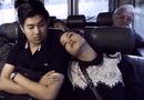 Chuyện làng sao - Chồng Nhật Kim Anh hóa thiếu nữ thướt tha