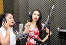 Tin tức giải trí - Quán quân The Voice Kids Thiện Nhân liên tục khóc trong phòng thu