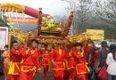 Tin trong nước - Chùm ảnh hàng triệu du khách đổ về dự khai hội Yên Tử 2015