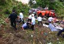 An ninh - Hình sự - Khởi tố vụ xe khách rơi xuống vực làm 14 người chết