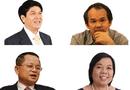 Bí quyết làm giàu - Những doanh nhân kiếm tiền ngàn tỷ giỏi nhất Việt Nam 2014