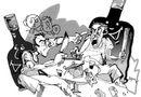 Tin trong nước - Kinh hoàng rượu bia đoạt hồn người dịp Tết Nguyên đán 2015