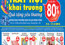 Sản phẩm - Dịch vụ - Giảm giá đến 80% mừng khai trương Kids Plaza Định Công