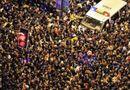 Tin thế giới - Hiện trường hỗn loạn vụ giẫm đạp kinh hoàng tại Thượng Hải