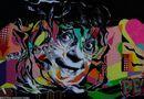 Tin thế giới - Khắp Paris tràn ngập tranh vẽ tưởng nhớ nạn nhân vụ Charlie Hebdo