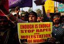 Tin thế giới - Ấn Độ: Một phụ nữ bị bắt cho người tình bú trước dân làng