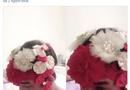 """Bảo Duy bị Phi Thanh Vân \""""phạt\"""" bắt kẹp nơ hoa lá trên đầu"""