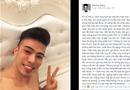 """Kenny Sang tái xuất, bán nude trên giường """"công chúa Hàm Hương"""""""