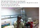 Chuyện làng sao - Duy Nhân không ăn được và đau đầu sau đợt hóa trị đầu tiên