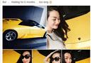 Chuyện làng sao - Khánh My chịu chơi sắm siêu xe Lamborghini 5 tỷ