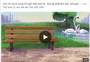 """Chuyện làng sao - Tuấn Hưng """"mắng"""" yêu vợ bằng clip hoạt hình cực dễ thương"""