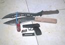 An ninh - Hình sự - Bắt kẻ truy sát bằng súng sau 24 giờ