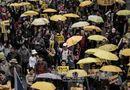 """Tin trong nước - Biểu tình """"Chiếm Trung tâm"""" tái diễn ở Hong Kong"""