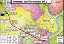 Tin trong nước - TP.HCM: Khởi công gói thầu đầu tiên của tuyến Metro số 2