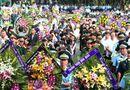 Tin trong nước - Nghẹn ngào tiễn biệt 4 chiến sĩ hy sinh vụ trực thăng rơi