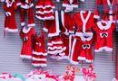 Thị trường - Giáng sinh 2014: Mũ ông già Noel 20.000đ/chiếc đắt khách