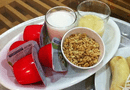 Cách làm kem chuối lạc không cần máy làm kem trong 15 phút