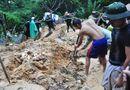 Tin trong nước - Đã tìm thấy 8/9 thi thể trong vụ sạt lở đất ở Hạ Long